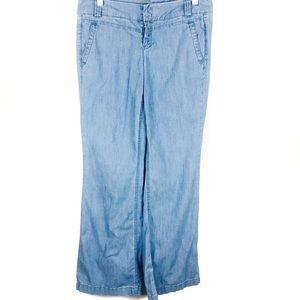 Tommy Hilfiger Wide Leg Size 4 jeans